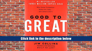 read pdf good to great why some companies make the leap and