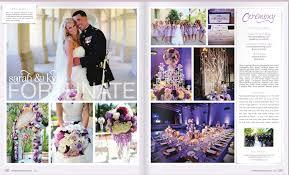 wedding planner magazine san diego wedding planner published in ceremony magazine san