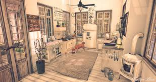 blaze designs and obsessions country cottage kitchen