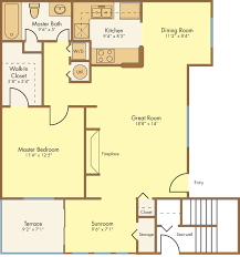 Palm Harbor Floor Plans by 1 2 Bed Apartments Madison Oaks