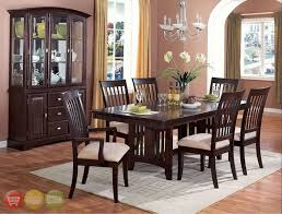 China Cabinet And Dining Room Set Pretentious Idea Dining Room Sets With China Cabinet All Table And