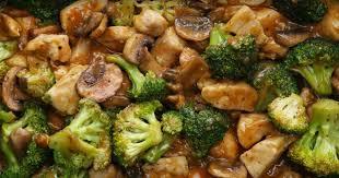 cuisiner brocoli chignons poulet brocolis une recette express quand on a