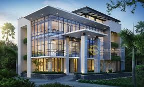 desain bangunan komersial jasa arsitek desain rumah villa mewah