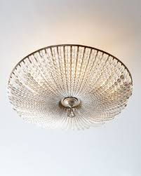 Crystal Ceiling Mount Light Fixture by Flush Mount Lighting Ceiling Lights U0026 Fixtures At Neiman Marcus