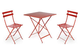 red pub table and chairs furniture exciting ideas for outdoor bar design ideas using dark