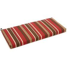 Patio Bench Cushion by Blazing Needles 19 X 40 Patio Bench Cushion Lime