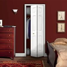 Bi Fold 6 Panel Closet Doors Surprising Bi Fold 6 Panel Closet Doors Photos Ideas House