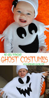 no sew ghost costume tutorial