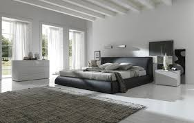 bedroom furniture bedroom black leather bed frame built in
