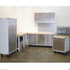 furniture accessories modern design of workbench toolbox ideas all stainless garage workbench toolbox ideas large size