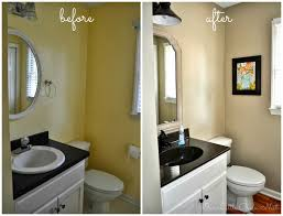 our little green nest half bathroom makeover
