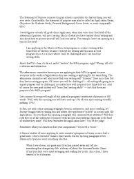 how to write statement of purpose graduate strategic