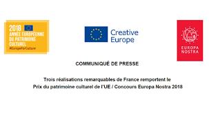 bureau de douane europa drie indrukwekkende projecten uit frankrijk winnen eu prijs voor
