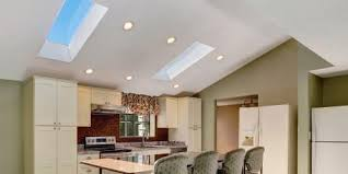 residential skylights add light and value to your home design