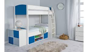 Stompa Classic Bunk Bed Uno S Detachable Storage Bunk