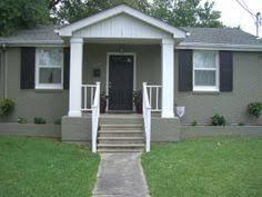 dark gray brown but i want all white trim u0026 shutters home