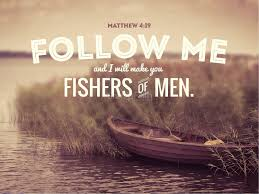 come follow me fishers of men sermon powerpoint powerpoint sermons