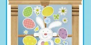 Lighted Window Decorations For Easter by Easter Yard Decorations Holly Jolly Holidays