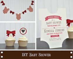 photo cute diy baby shower centerpieces image