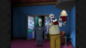 grim fandango remastered game ps4 playstation