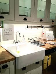Farmhouse Black White Timber Bathroom by Black Apron Front Sink 33 Optimum 70 30 Offset Double Bowl
