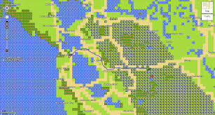 Commute Map Google Maps Quest View Turns Your Commute Into An Rpg Map