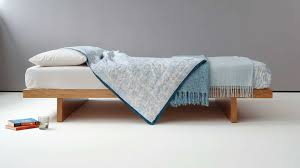 Wood Bed Frames And Headboards by Wooden Beds Made In Sheffield Natural Bed Company