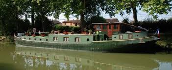 chambre d hotes peniche péniches hôtels sur le canal du midi dormir en bateau