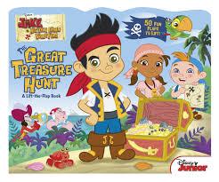 jake land pirates treasure hunt lift