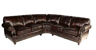 Brown Leather Sectional Sofa Amazon Com Lazzaro Leather Wh 1317 31 32 9011b Anna Collection