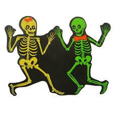 Vintage Halloween Skeleton Decorations by 1024 Best Halloween Images On Pinterest Happy Halloween Retro