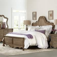 Eastern King Bed Homelegance Allura California King Bed With Led Headboard In Silver