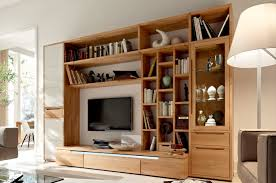 wooden living room collection