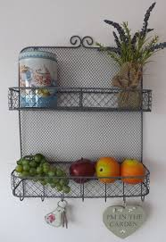67 best מדף ברזל לעציצים images on pinterest wire baskets wire