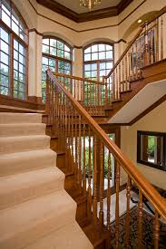 Grand Stairs Design Grand Staircase Traditional Staircase Minneapolis By John
