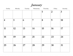 january 2015 calendar template free stock photo public domain