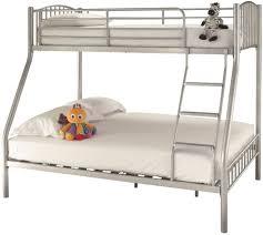 Serene Oslo Triple Sleeper Bunk Bed - Three sleeper bunk bed