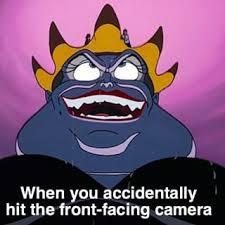 Meme Camera - front facing camera meme so i had a baby
