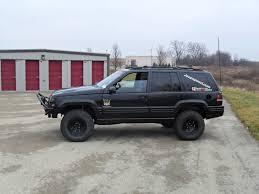 jeep grand cherokee prerunner 98 5 9l grand cherokee prerunner style jeep cherokee forum