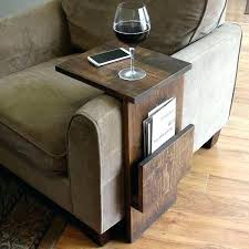 swing table for recliner side tables swing side table swing side table by patio swing with