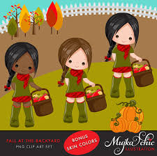Backyard Clip Art Farm Clipart Fall At Backyard Cute Apple Picker Characters