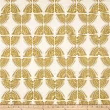 Home Decor Weight Fabric by Genevieve Gorder Urban Caterpillar Resin Glow Genevieve Gorder