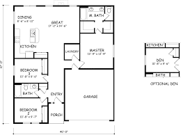 100 Adair Homes Floor Plans Prices New Home Plans Design