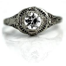 conflict free engagement rings the at vintagediamondrings conflict free diamonds and