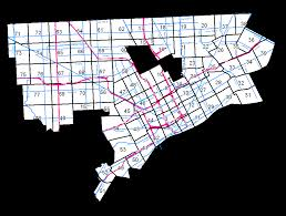 Detroit Michigan Map by Zoning Map Index Apply For Permits How Do I City Of Detroit Mi