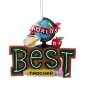 personalized teach inspire grow ornament walmart