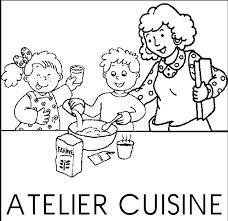 activité cuisine la recette codée à l école du bout des doigts