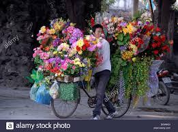 Flower Garden Hanoi by Flower Bike Hanoi Stock Photos U0026 Flower Bike Hanoi Stock Images