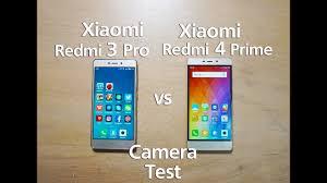 Xiaomi Indonesia Xiaomi Redmi 4 Prime Vs Redmi 3 Pro Test Indonesia