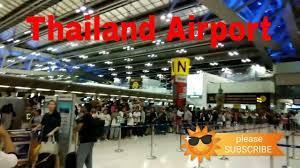 thailand bangkok airport thailand tour information in hindi